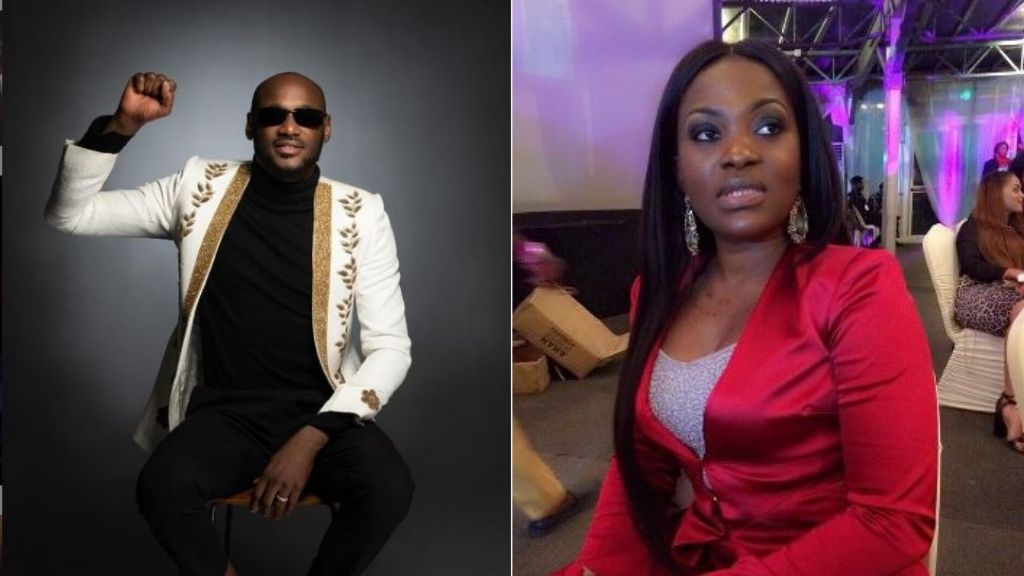 2Baba reunites with baby mama, Pero, and children (Video)