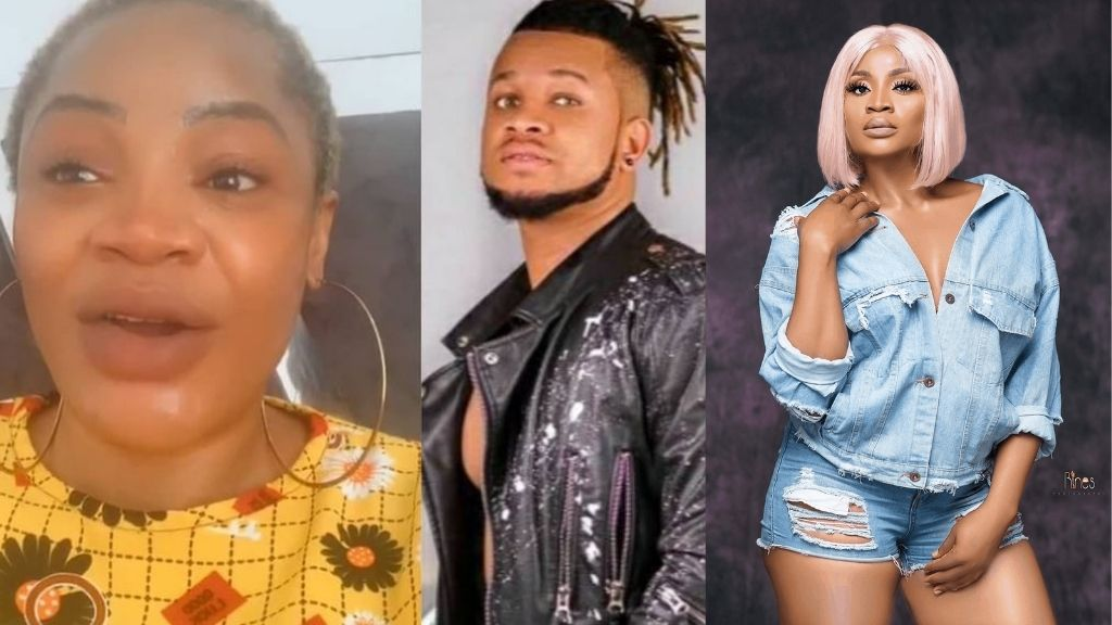 Actress Uche Ogbodo narrates why she dated and got pregnant for a younger man (Video)