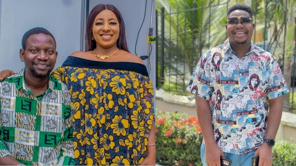 Moment Afeez Owo agreed to sell his wife, Mide Martins to Mr Macaroni for N5M (Video)