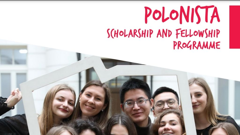 Government of Poland POLONISTA Scholarship Program for Students and Scientists