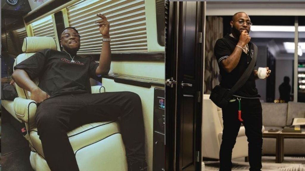 Peruzzi finally reacts to claims that he writes all Davido's songs