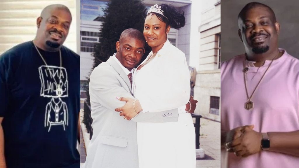 Every lady I have dated knew about my broken marriage – Don Jazzy (Video)
