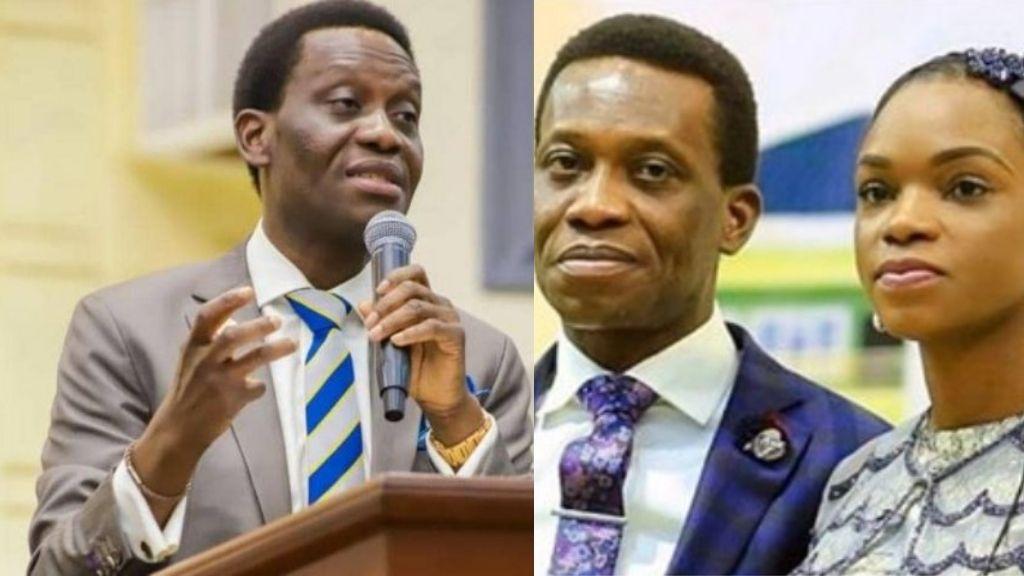 Pastor, Dare Adeboye's wife, Temiloluwa reveals