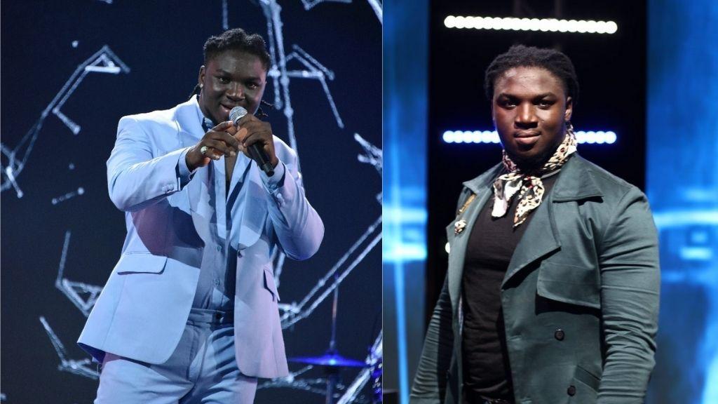 Nigerian Idol How I felt after my Kingdom was announced the winner - Francis Atela