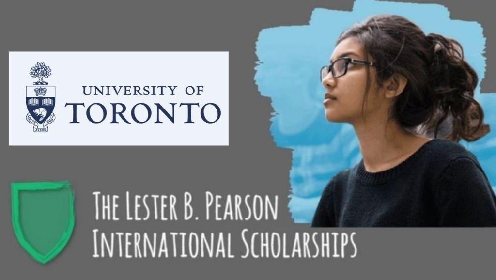 University of Toronto Lester B. Pearson Scholarship