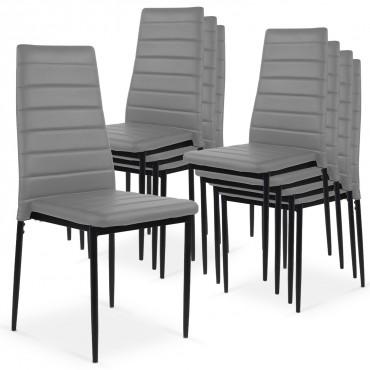 chaise empilable design pas cher