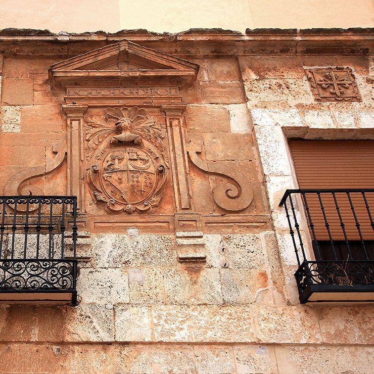 Escudo de los López-Muñoz.