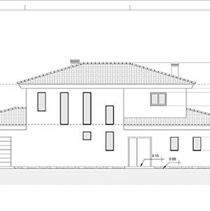 Proyecto de vivienda en Albacete.