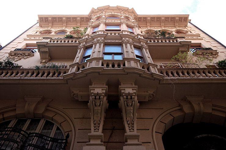 Fachada a la Calle Mayor de Albacete