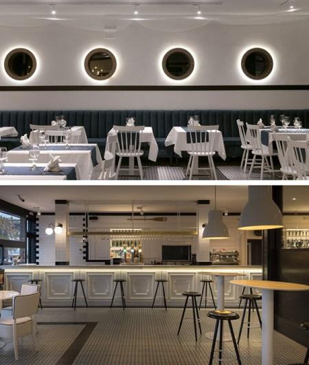 Restaurante y salón de bodas en Albacete. Arquitectura singular en Castilla-La Mancha.
