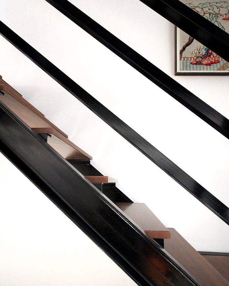 Escaleras vivienda en Bedmar