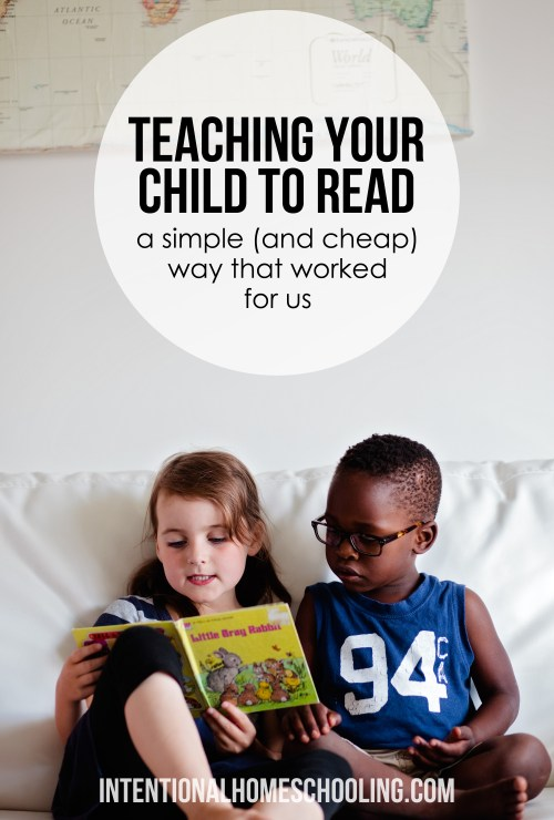 Teach reading the simple way, an easy to follow and cheap method that worked for us and may be a good fit for your child.