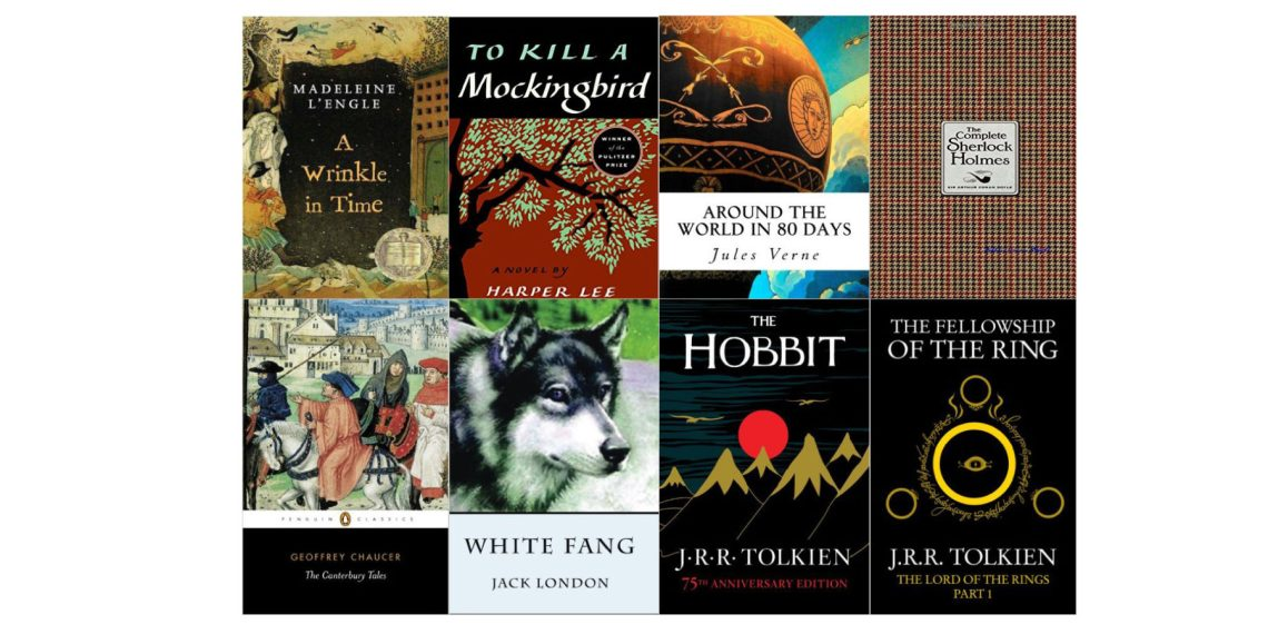 Classic Novels for Grades 7, 8 & 9