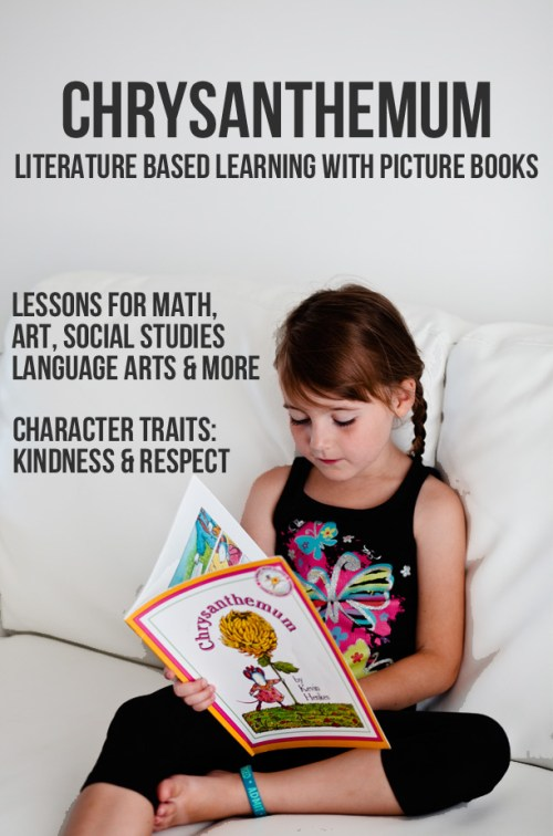 Teach multiple subjects with this literature based unit, including character traits like kindness and respect! Also included are different ways to incorporate lessons for art, math, social studies, music and more!