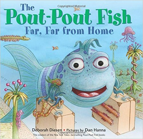 Books we are looking forward to april 2017 intentional for The pout pout fish book
