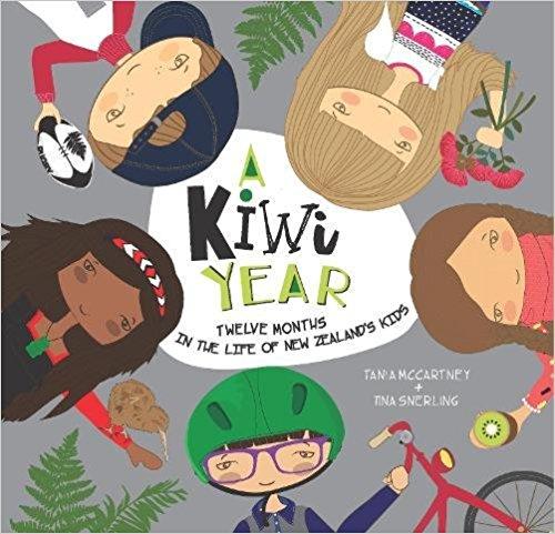 A Kiwi Year: Twelve months in the life of New Zealand's Kids