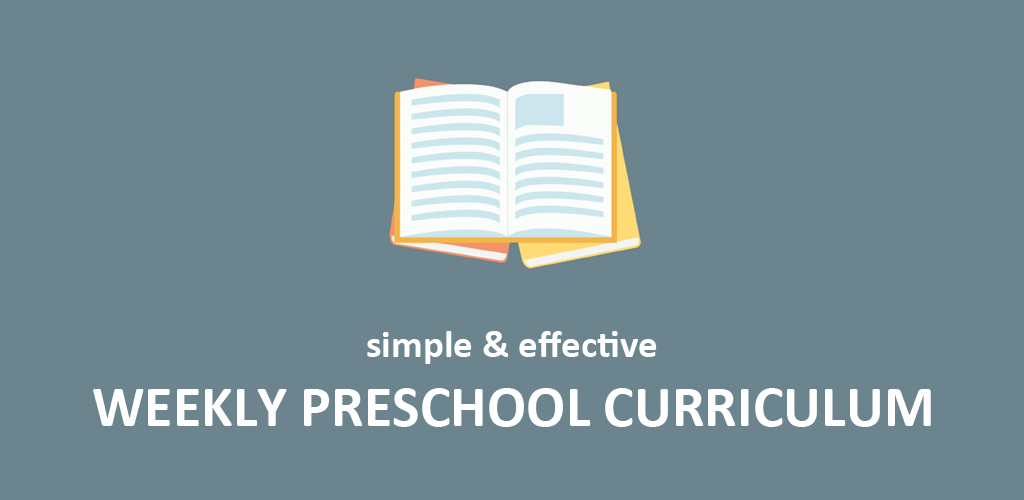 Free Preschool Curriculum App - a simple and effective preschool curriculum for 4 year olds