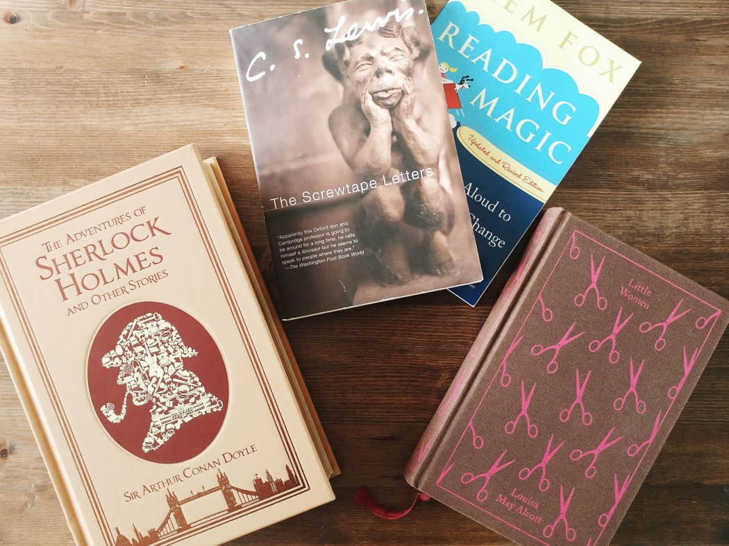A Mother's Education: Books to Read in 2018 - As a lifelong learner I want to constantly growing myself, yes, I get to learn alongside my children as I homeschool them but I also want to be learning on my own. This year I have chosen a literary mentor and a list of books I would like to read.