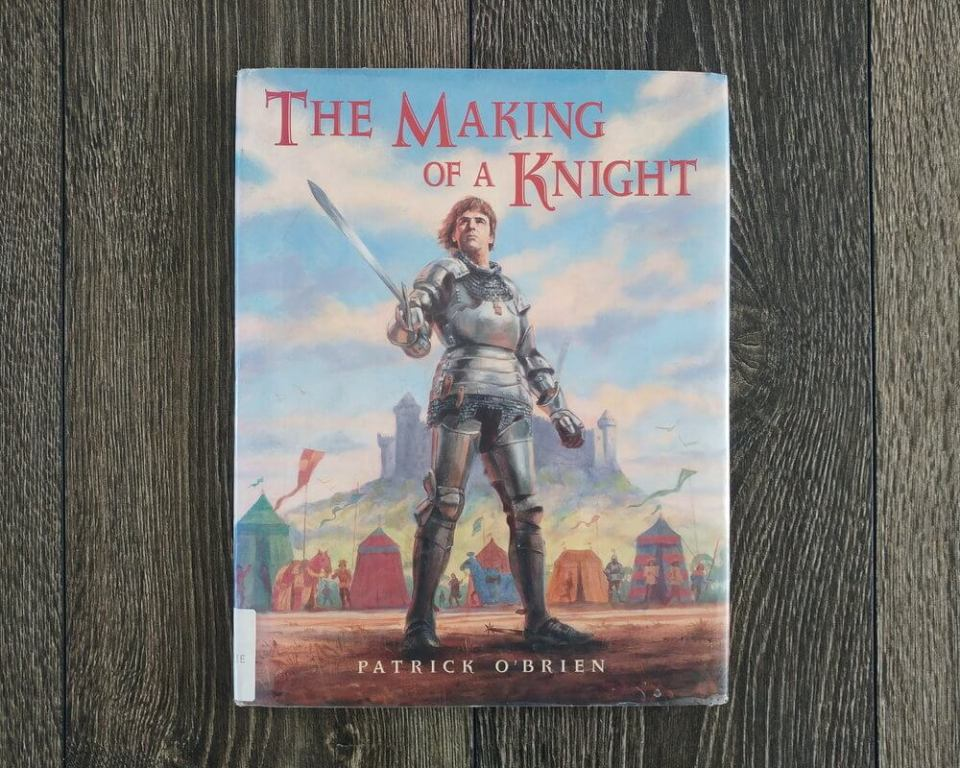 Picture Books About Knights