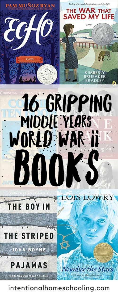 16 Gripping World War Ii Books For The Middle Years Grades 4 8