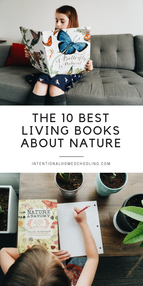 The Ten Best Living Books About Nature - beautiful and inspiring science books about nature