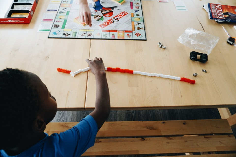 Family board games that are also educational