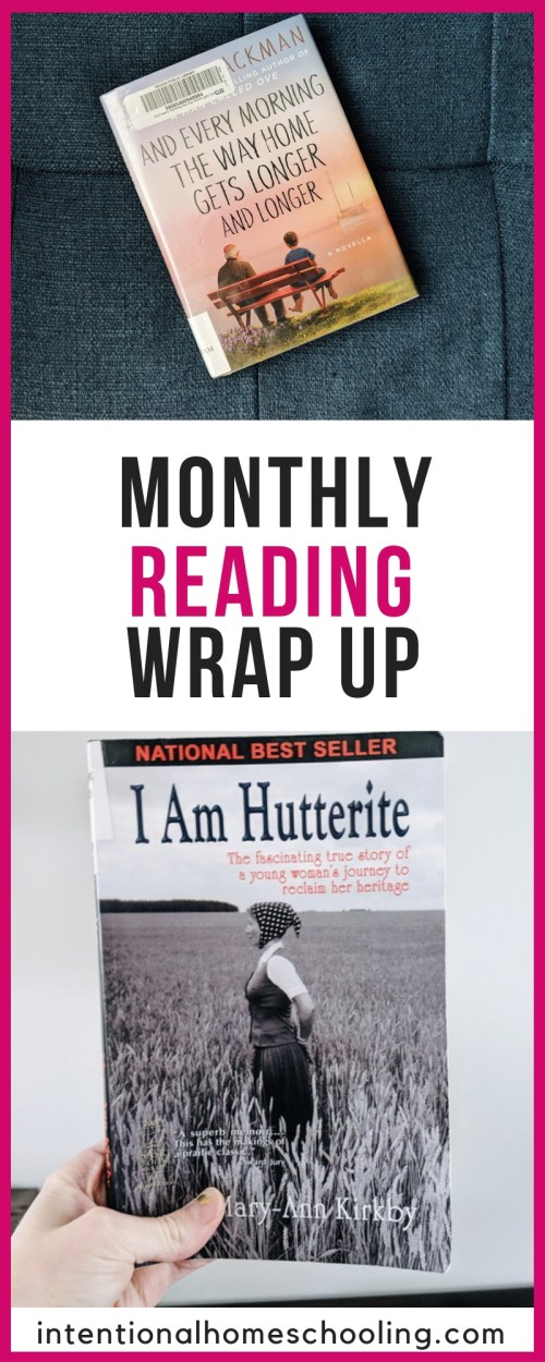 The Books I Read in January - a reading wrap of the all the books I read this month, including the best and the worst