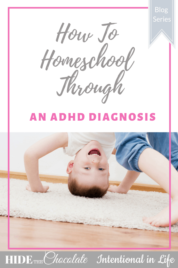 There are a lot of small changes you can make inside your homeschool to restore peace and success in your studies when teaching a student with ADHD.