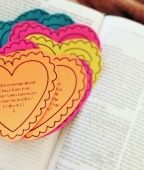 Valentine's Parent's Prayer Day 3: 10 Days of Valentine's