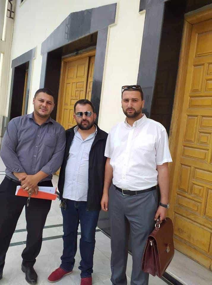 Dépôt de plainte contre la présidente du PEP, Naima Salhi Avocats