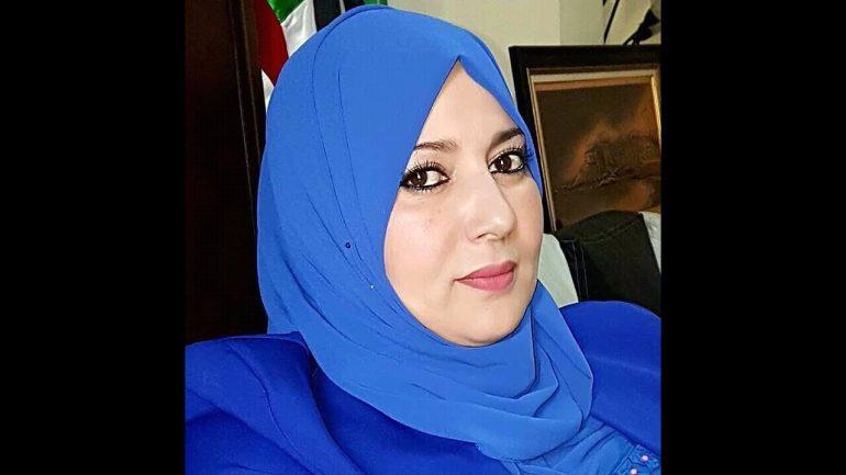 Dépôt de plainte contre la présidente du PEP, Naima Salhi Naima-salhi--770x433