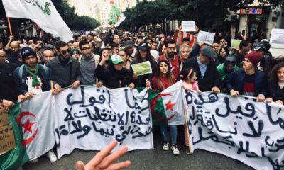 © AS | 41 marche des étudiants à Alger le 03/ 12/ 2019