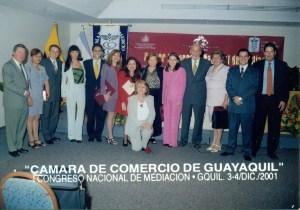 mediacion training Guayaquil