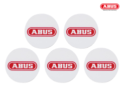 AZ5502 Proximity Chip Sticker Set / 5pcs_AZ5502 Proximity Chip Sticker Set / 5pcs_ABUS