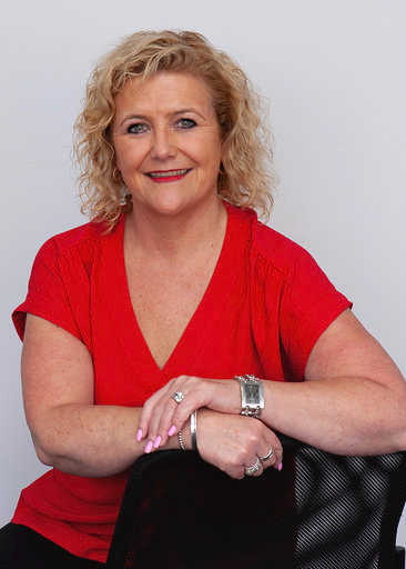 Portrait Of Nikki Ferris, National NDIS Quality And Safeguards Manager Of Interact Australia