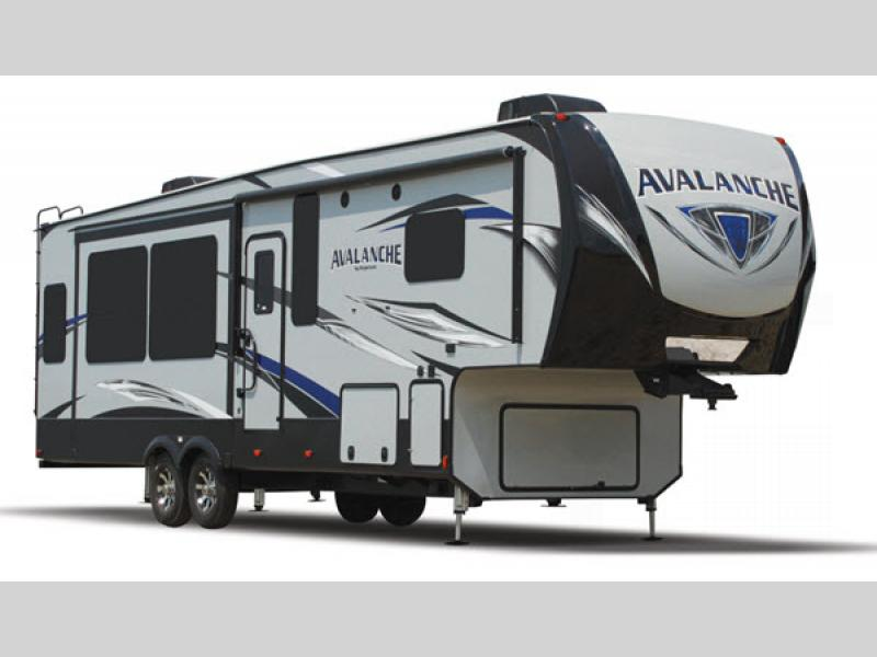 Keystone RV Avalanche Fifth Wheel for sale
