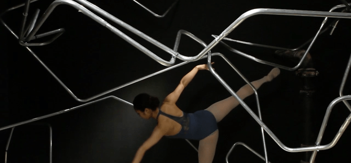 Fabricating Performance: The interaction of dance and construction