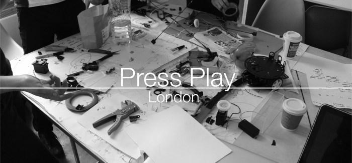 Press Play – London