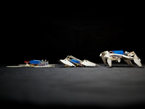MIT-origami robot