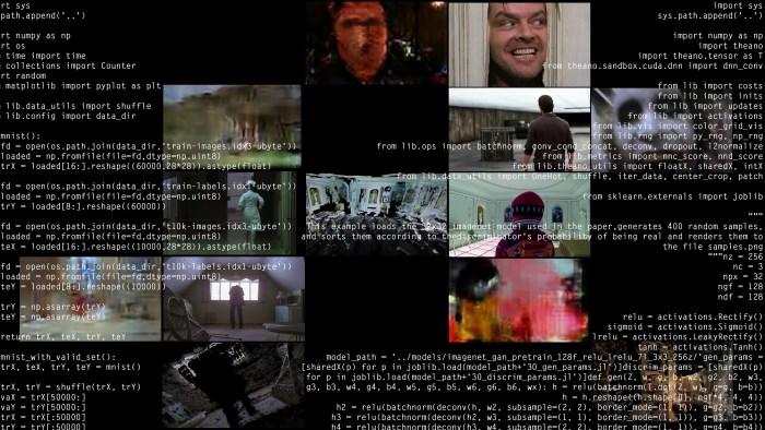 Neural Kubrick