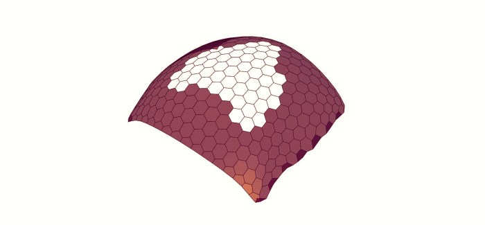 Surface tessellation_Hexagon Planarization