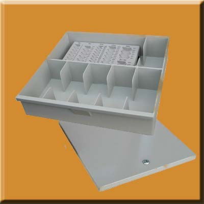 5600 Kit Cash Tray Locking Lid and Coin Tray