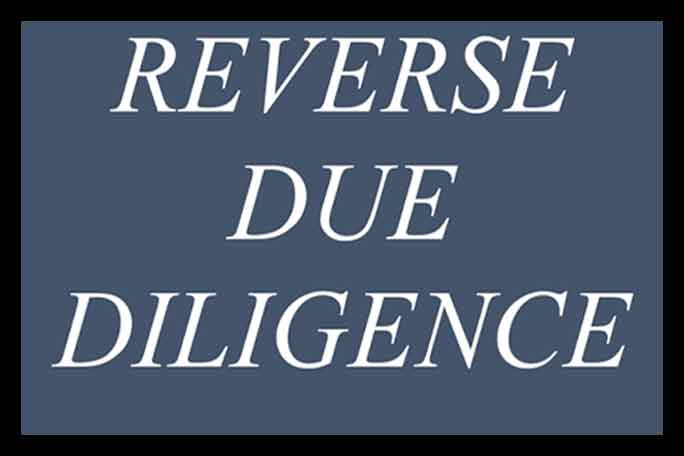 Reverse Due Diligence = How to Prepare Your Business for Sale by Interbiz Business Brokers