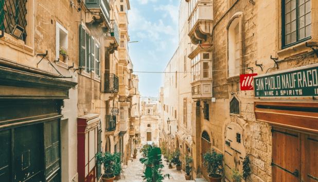 intercambio-em-malta-preco-valletta-capital