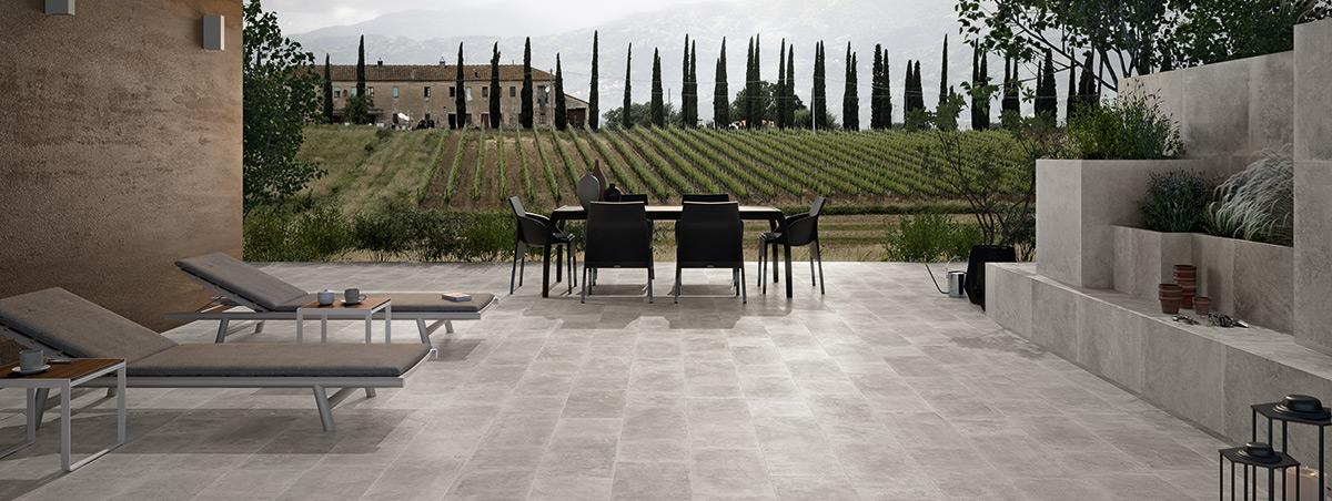 Waarom keramische tegels op elk terras een meerwaarde zijn