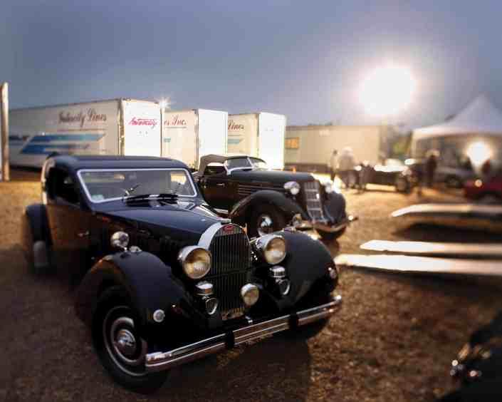 shipping a bugatti