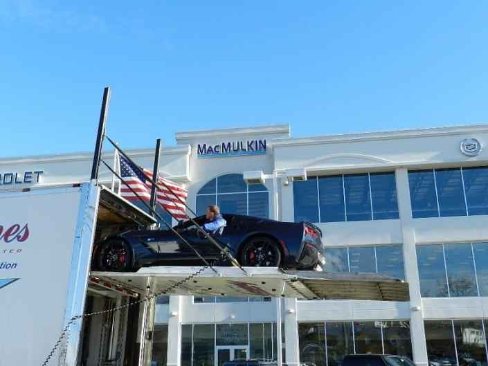 MacMulkin Corvette