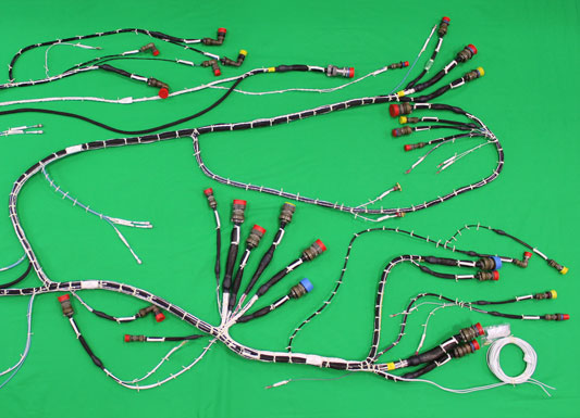 Electrical Wiring Harnesses Wire Harness Assembly InterConnect