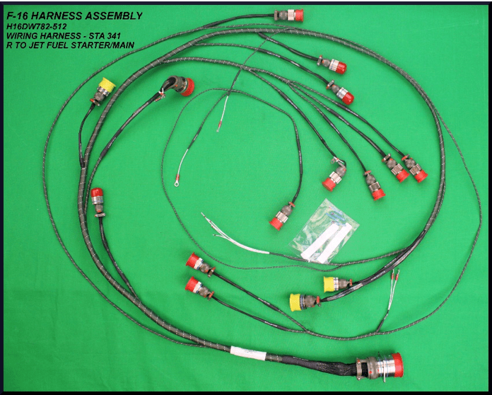 F 16 Wiring Harness | Wiring Diagram F Wire Harness on