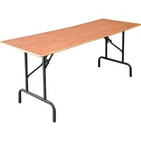Folding Table  6 X 2 6 Rectangle | Interconnective ...